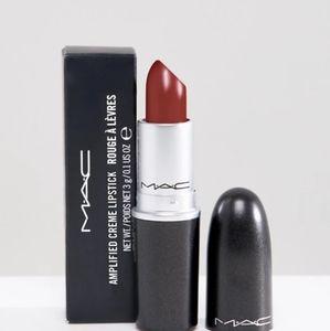 Mac Cosmetics Amplified Creme Lipstick Dubonnet